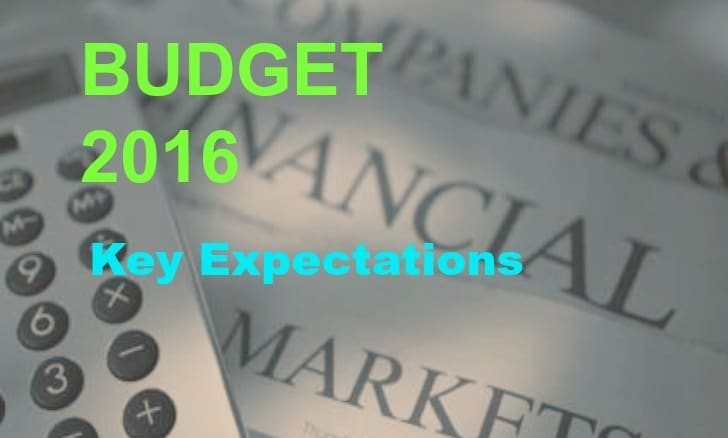 India-Budget-2016-key-expectations