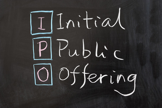 initial public offerings Initial public offerings is a process by which a company(private or government)  go public for the first time with the sale of its stock(share) to the general public.
