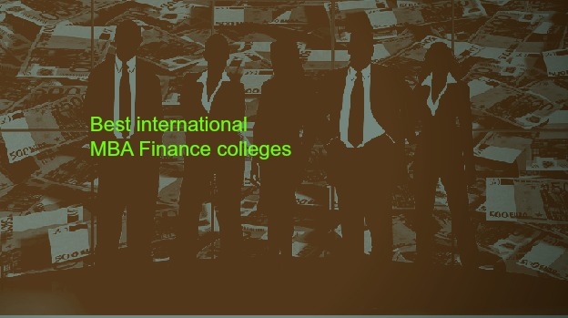 10 best international colleges for MBA finance