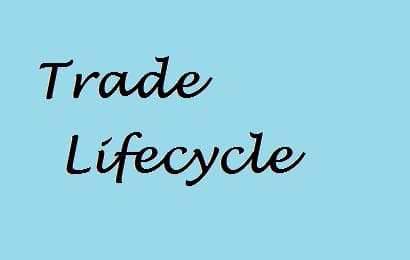 Securities Trade Lifecycle